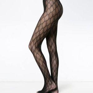 Gucci instarsia tights
